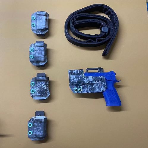 Kit de competencia IPSC