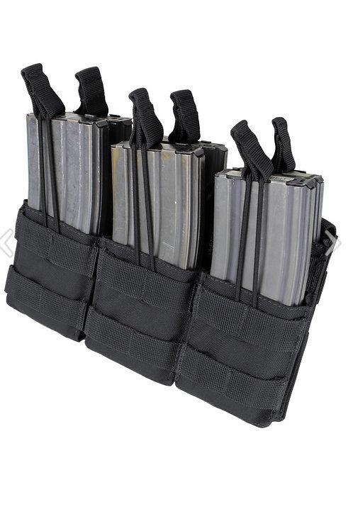 Porta Cargador Triple Stacker M4 Mag Pouch Ma44 Marca Condor