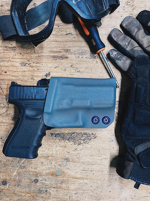 Holster Externo OWB con clip Blackhaw/Tec lock