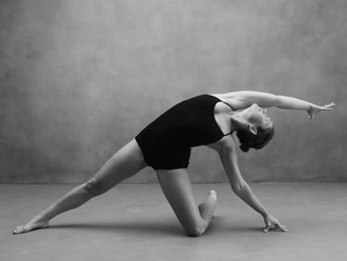 Prenatal Yoga: Open Gate Pose