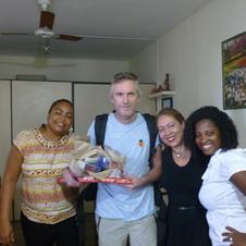 2019 BART LAMEIRE, vrijwilliger, Oedelem