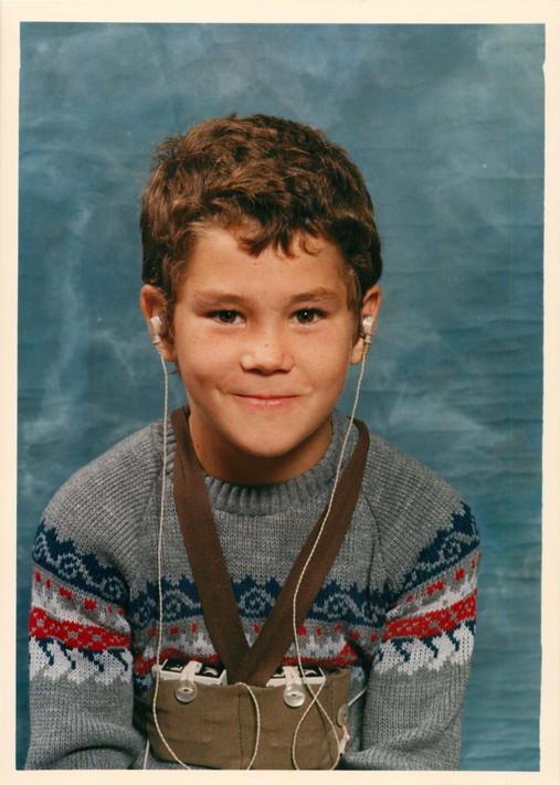 1990 - My 'Bra'