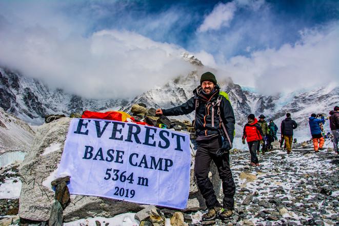 2019 - Mount Everest