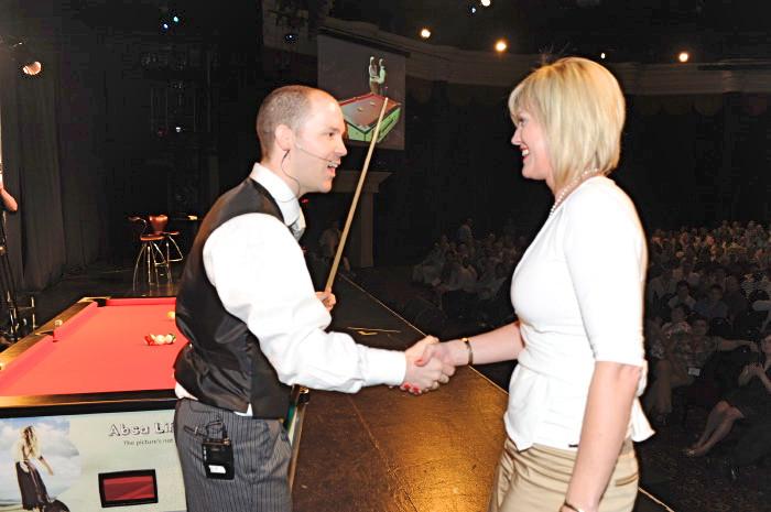 2009 - ABSA Bank Exhibition & Speech