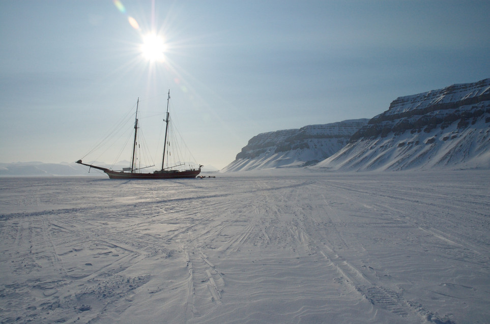 Longyearbyen, Svalbard - 2008