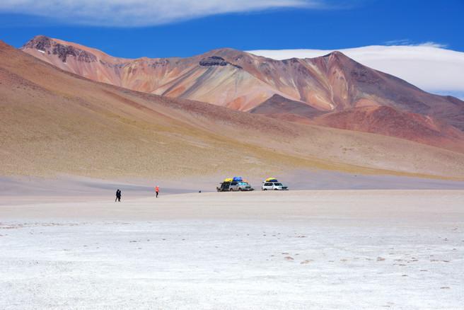 Uyuni, Salt Flats, Bolivia - 2017