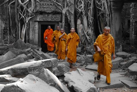 Angkor Wat, Cambodia - 2006