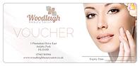 2018 - Woodleigh Beauty Salon - Voucher.