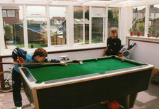 1988 - Extended Conservatory