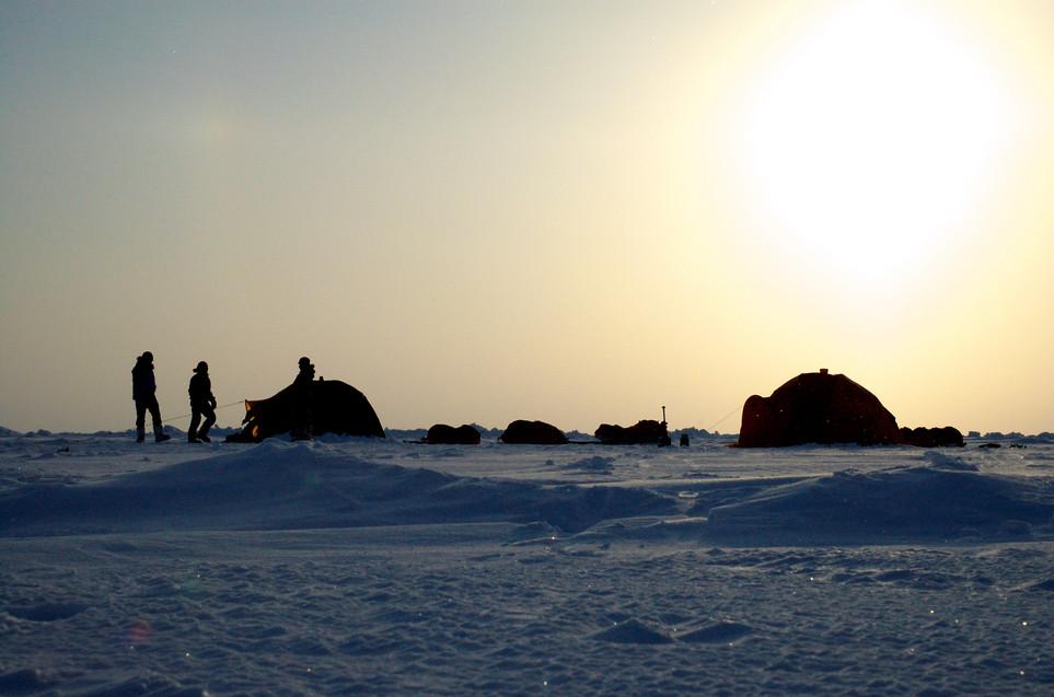 North Pole - April 2008