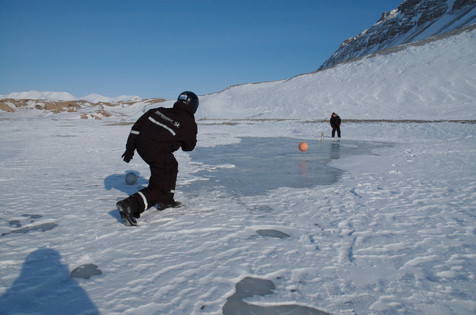 Bowls in the Arctic