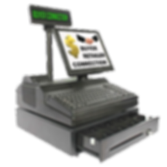 Cash Register bUYER cONNEXTION any ALPHA