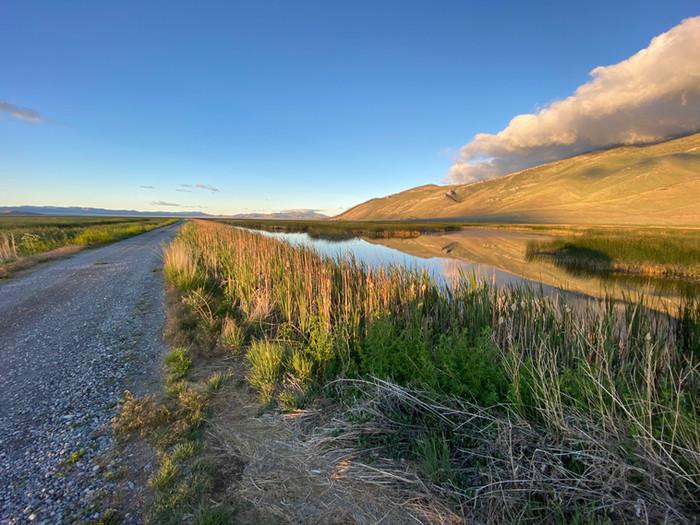 Ruby Lake: a stunning desert wetland