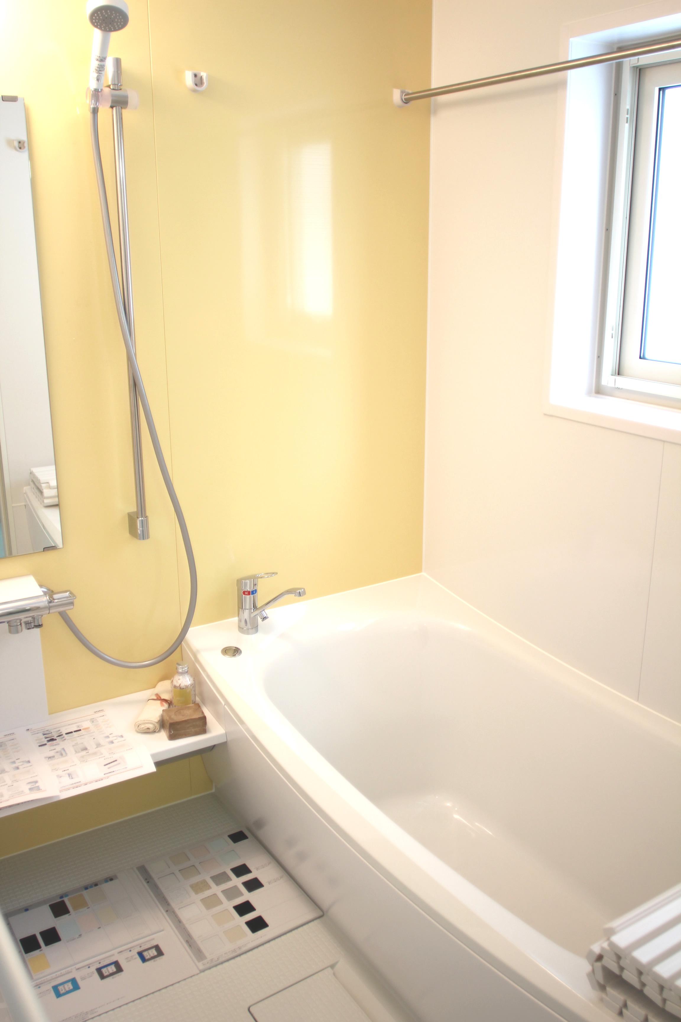 1坪浴室(TOTO)