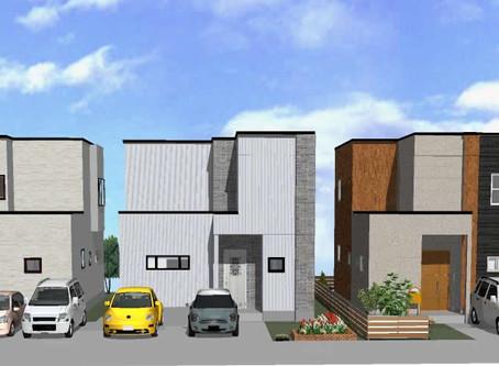桜川1丁目 新築住宅分譲 全6区画残2区画
