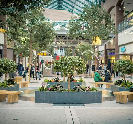 Commercial | Shopping Center