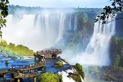 bigstock-Iguazu-Falls-On-The-Border-Of-1
