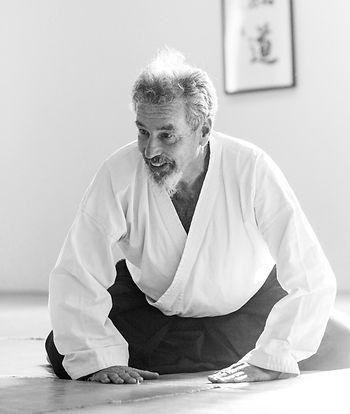 Shin Sen Dojo Ken McLean Sensei - Aikido Sydney lower north shore