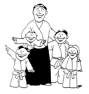 Kids Aikido Classes North Sydney
