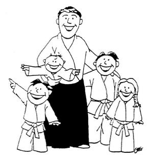 Kids Aikido Classes Naremburn Dojo