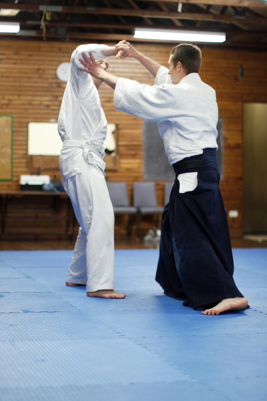 Sydney Aikido Dojo - Beginners Aikido