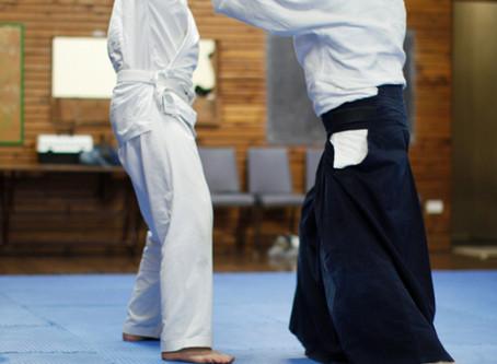 Aikido classes sydney