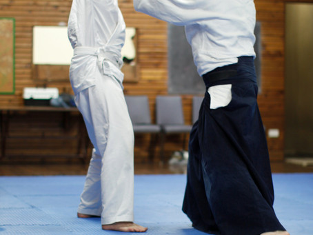 Aikido Classes Starting Soon!