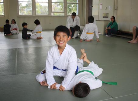 Kids / Childrens Martial Arts Classes - Aikido