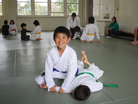 Kids / Childrens Martial Arts Classes - Aikido