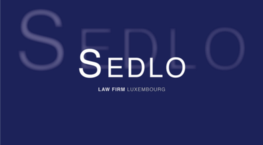 Sedlo Law Firm Luxembourg
