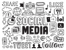 Business law firms: which social media shall be used?