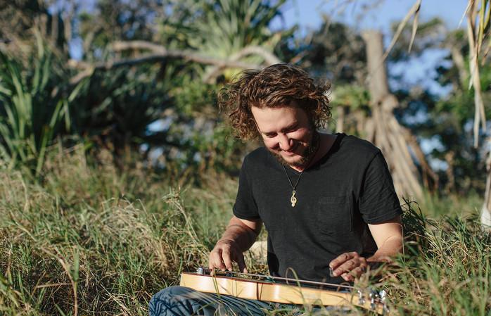 Dan Horne slide guitar