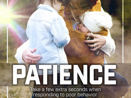 Have some Patience