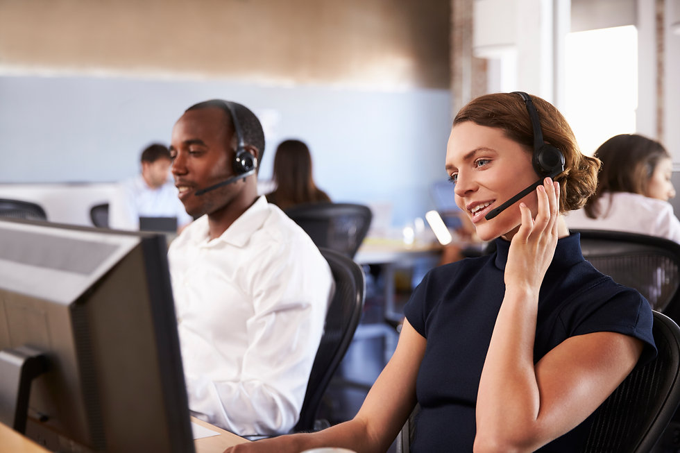 view-of-staff-in-busy-customer-service-d
