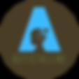 Autistalline Autism Glasses Transparent Logo PNG