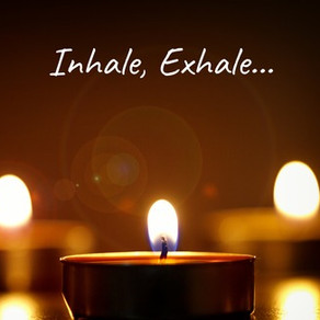 3 Minutes to Peace: Candle Light Meditation