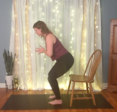 7 Min Anytime Chair Practice