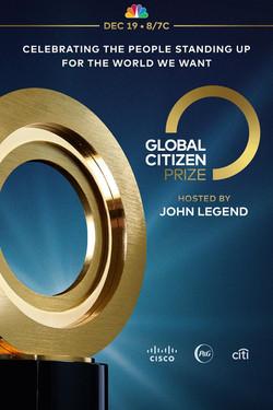 Global Citizen Prize