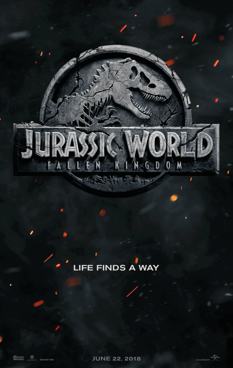 Custom track 'Fallen Kingdom' confirmed for TV spots in the 'Jurassic World: Fallen King