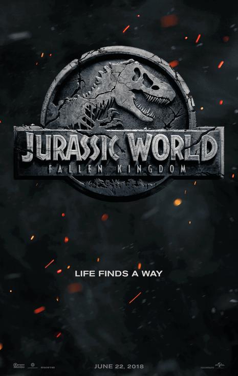 Custom track 'Fallen Kingdom' confirmed for TV spots in the 'Jurassic World: Fallen King