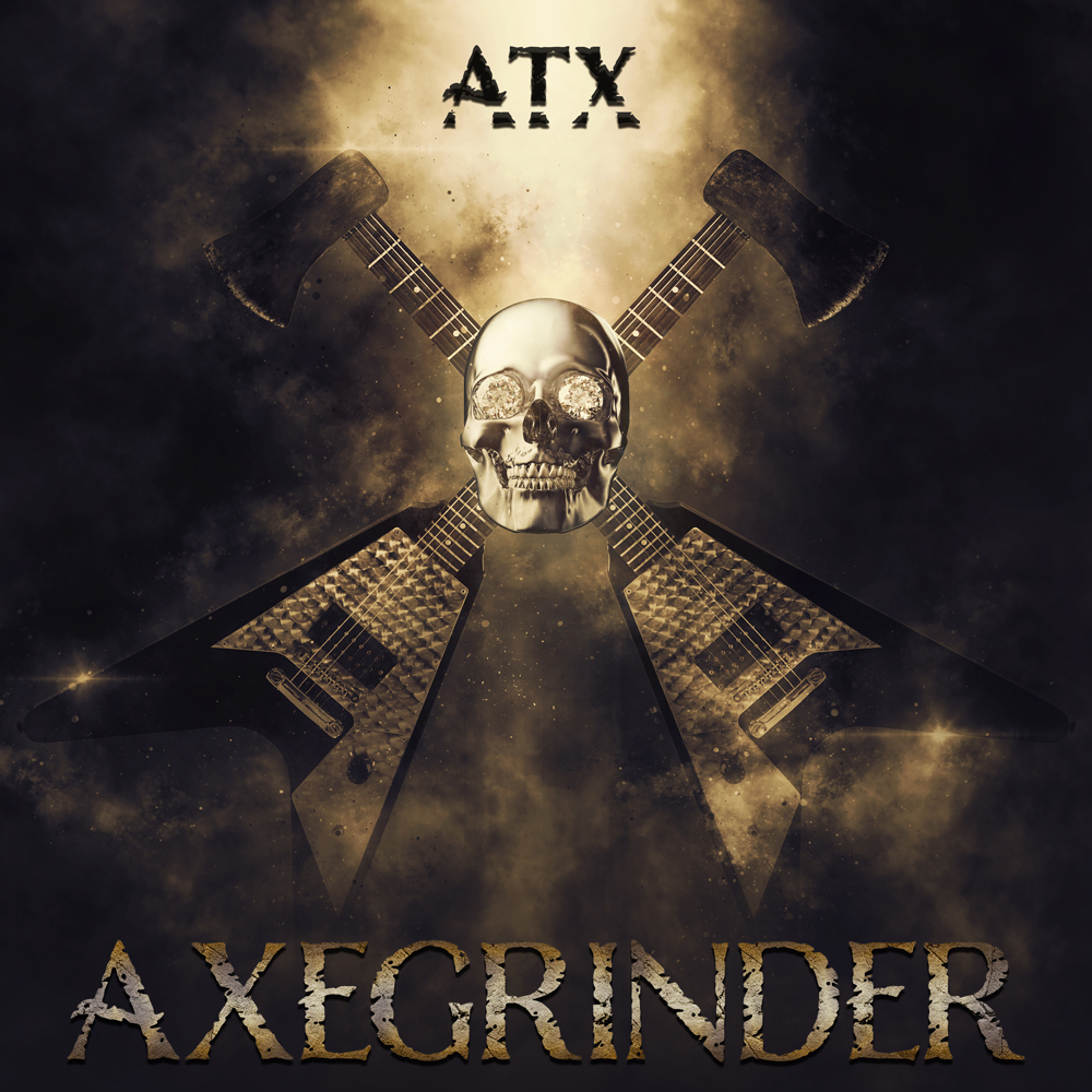 Axegrinder - Supercharged Swagger Rock