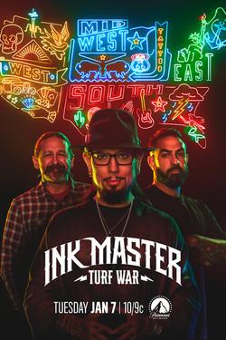 Ink Master: Turf Wars