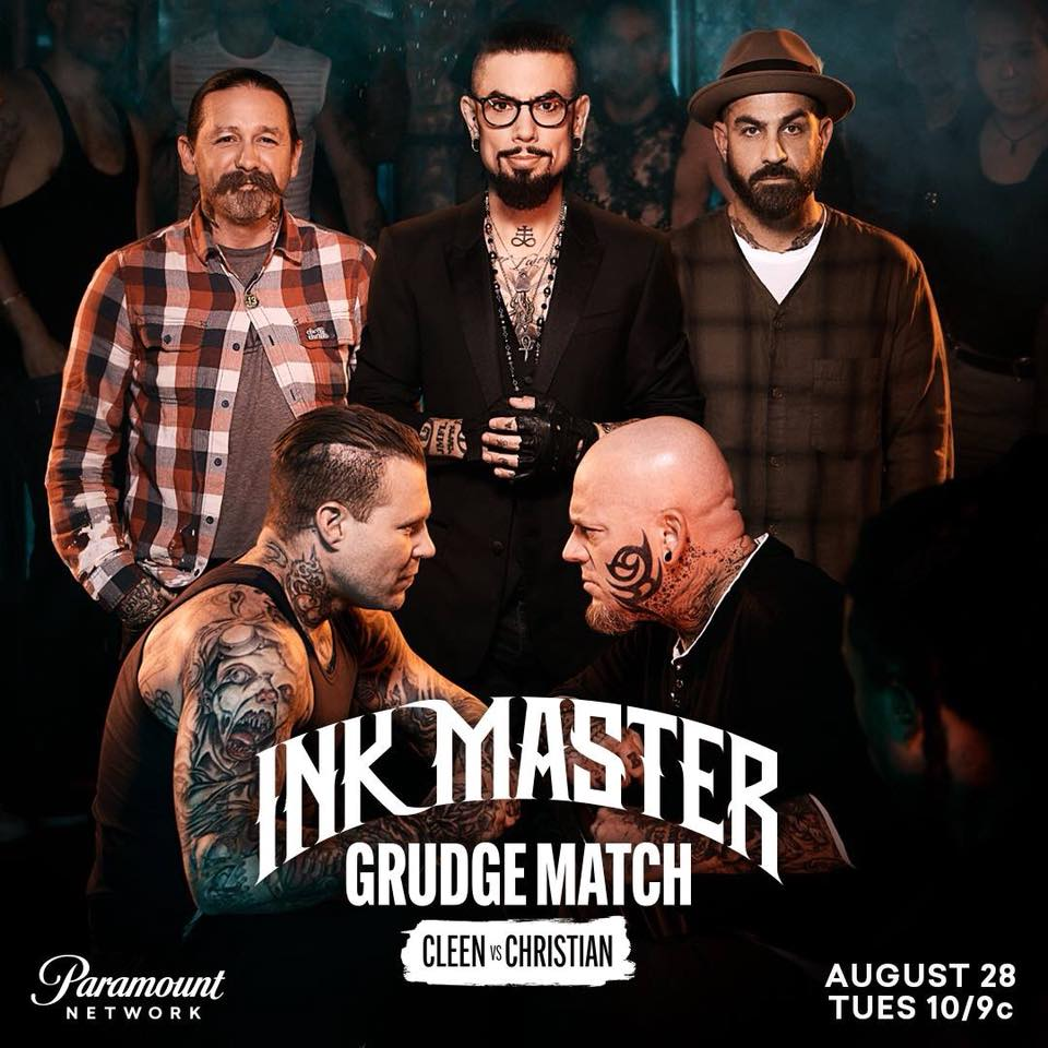 Ink Master Grudge Match