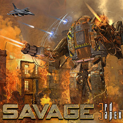 SAVAGE - Cinematic Percussion and Sound