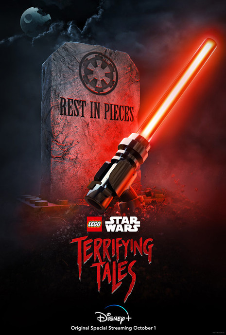 'Mystery Of The Macabre' Featured in the trailer for 'Lego Star Wars: Terrifying Tales'