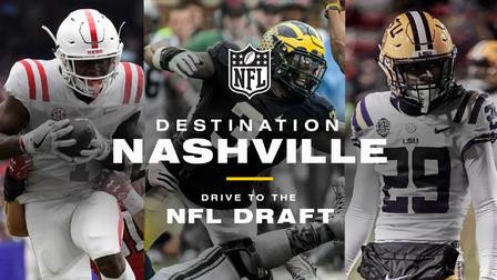 'Game Changers' featured in NFL's 'Destination Nashville'