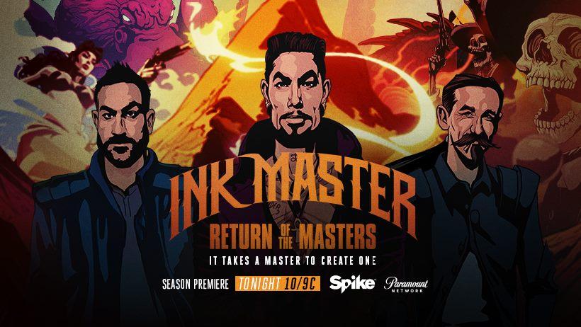 Ink Master Series 10