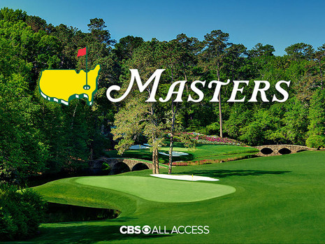 'Welcome To Glory' composed for CBS Sports 'What Does The Masters Sound Like?'