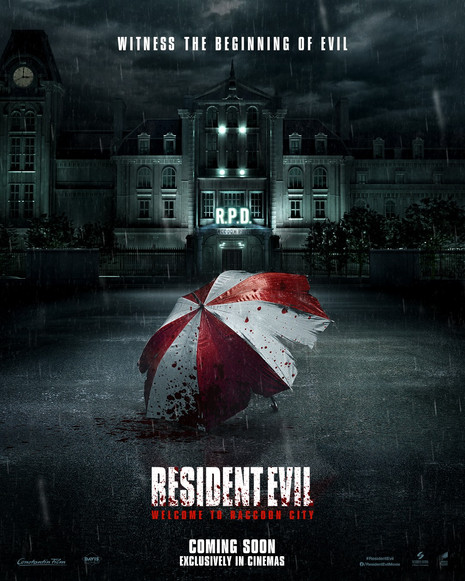 Custom Remix featured in 'Resident Evil: Welcome To Raccoon City' Trailer