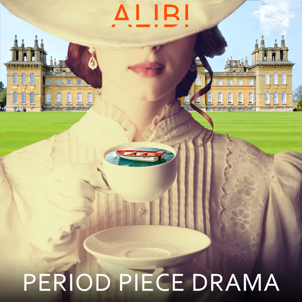 Trailer - Period Piece Drama (ALIBI747)